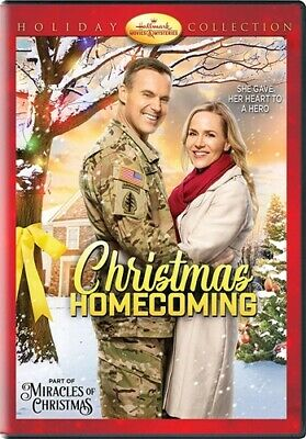 CHRISTMAS HOMECOMING New Sealed DVD Hallmark Channel