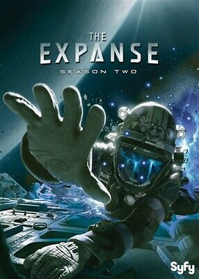 THE EXPANSE TV SERIES COMPLETE SEASON TWO 2 New Sealed DVD