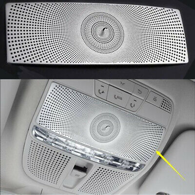 For Mercedes Benz E-Class W213 2016 2017 Indoor Front reading lamp Cover Trim