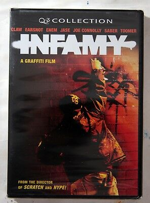 DVD Graffiti - Infamy (USA - 2005)
