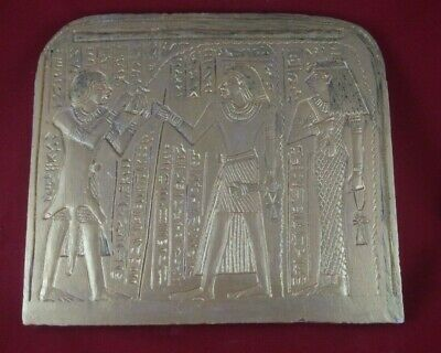 Ancient Egyptian Antiquities Board of God Isis  (2686–2181BC)