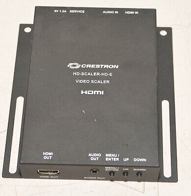 Crestron HD-SCALER-HD-E Video Scaler