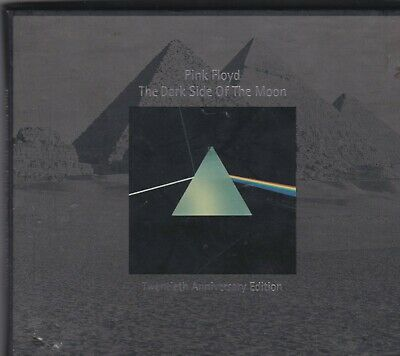 Pink Floyd ‎ The Dark Side Of The Moon CD Twentieth Anniversary Edition