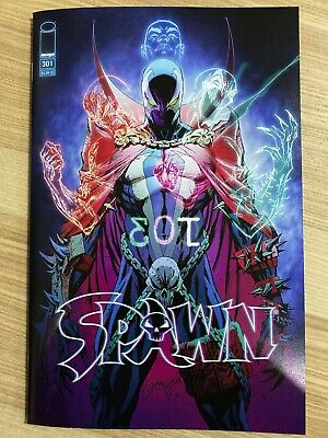 Spawn #301 (2019 Image Comics) J Scott Campbell Cover O Variant