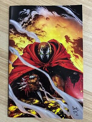 Spawn #301 (2019 Image Comics) Greg Capullo Cover C Variant