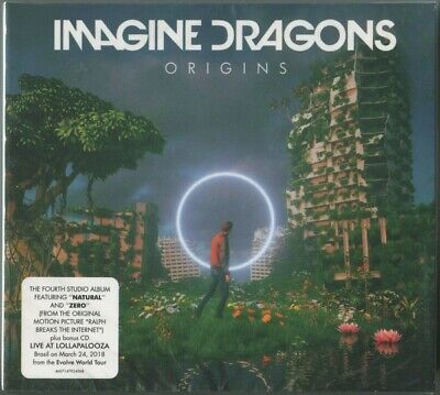 Imagine Dragons - Origins 2CD set