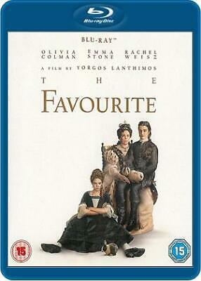The Favourite Blu-ray (2018)