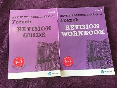 Edexcel French Revision Guide And Revision Workbook 9-1