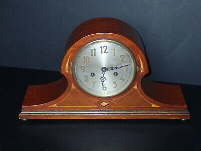 Antique August Schatz & Söhne Mantel Clock