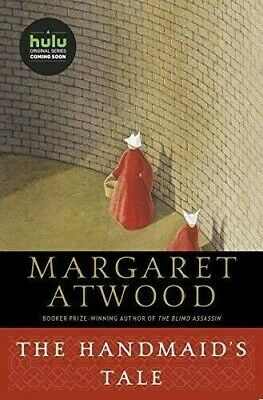 The Handmaid's Tale by Margaret Atwood (READ DESCRIPTION-PDF Book)