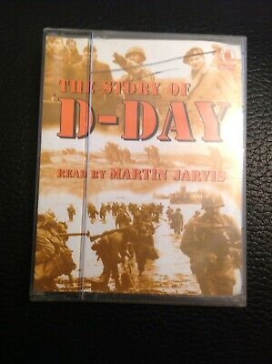 The Story Of D- Day Read By Martin Jarvis