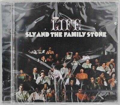 Sly & the Family Stone - Life - With 4 Bonus Tracks - New CD