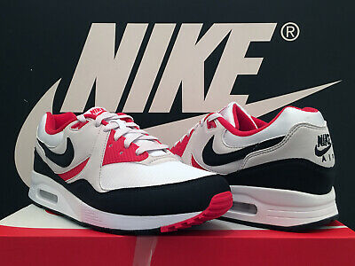 Ds 2019 Nike Air Max Light Uk9 Eu44 Black Red Og 2 Classic 1 90 Chilli B Bw Rare