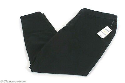 Style & Co. Jegging 18W Black Jeans Pull-on Mid-rise Cotton Poly NWT 8808