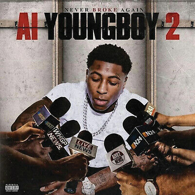 Youngboy Never Broke Again -Ai Youngboy 2 (Mix Cd) Nba Youngboy