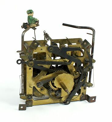 30 Hour Cuckoo Clock Movement - Henry Coehler Co. - Zz207