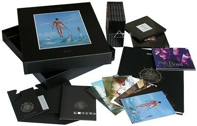 Pink Floyd Shine On Box set (9 Discs+Book+8 cards)(USA)
