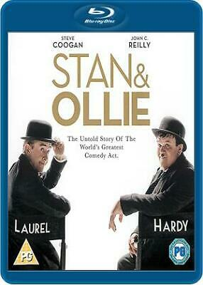Stan and Ollie Blu-ray (2018)