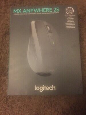 New Logitech Mx Anywhere 2S Wireless Mobile Mouse