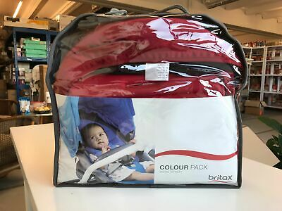 Britax Affinity Colour Pack Cactus Green / Chili Pepper / Cool Berry