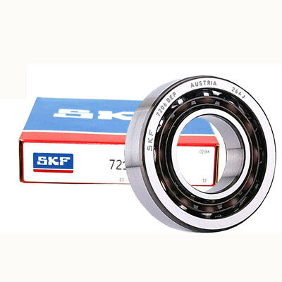 SKF 7212 BEGAP ANGULAR CONTACT BALL BRGS FACTORY NEW