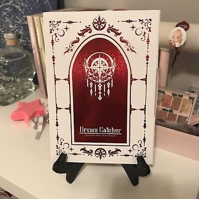 Dreamcatcher Raid Of Dream - Normal Edition Album (no photocard)