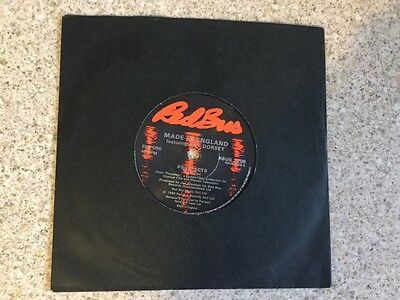 """Made In England """"Prospects"""" 7"""" vinyl single."""