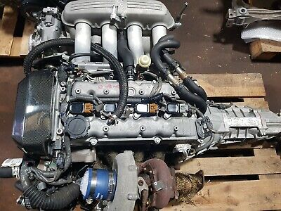 Toyota Altezza Rs200 3Sge Beams Manual Kkk Turbo Engine Gearbox Swap