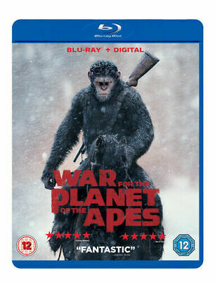 War for the Planet of the Apes Blu-Ray (2017)  - Blu-ray