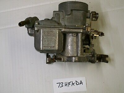 Ford 1V Carburettor 73HFKDA  Cortina Escort  Capri Carby Vergasser