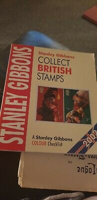 Stanley Gibbons Collect British Stamps ! 2002