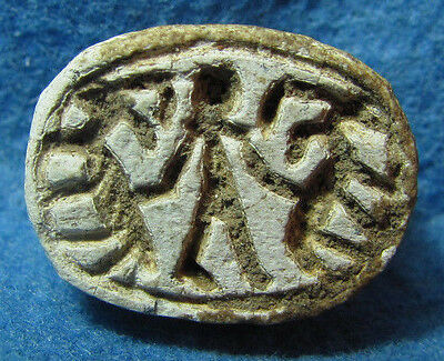Egypt / Canaanite Scarab Seal Supposedly Late Bronze Age c. 1550-1150BC.