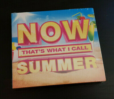 Cd Triple Album - Now Thats What I Call Summer - New And Sealed
