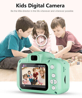 Mini Kids Digital HD Camera 2.0 Inch LCD Camcorder Child Boy Girl Xmas Gift Hot