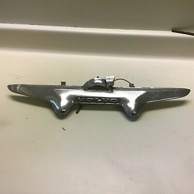 Volvo 122 Amazon Early Trunk Handle Licence light  Used
