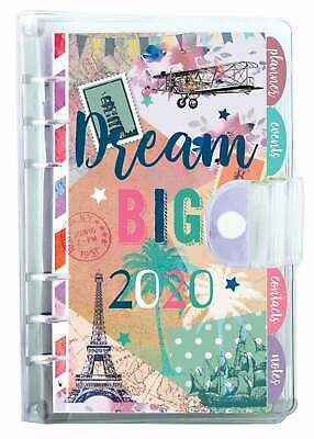 Vintage Travel A5 Diary 2020