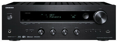 Onkyo TX-8140 2 Channel Network Stereo Receiver (Open Box-Excellent Condition)