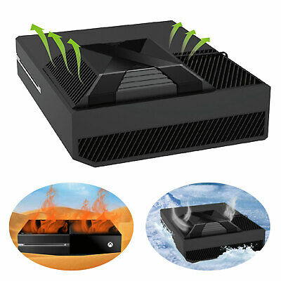 Temperature Control USB Auto-sensing External Cooling Fan  Cooler for Xbox One