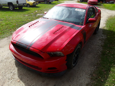 Ford: Mustang Boss 302 2013 Ford Mustang Boss 302 5.0L