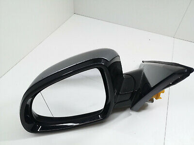 BMW E36 90-00 E34 92-96 LEFT WING REARVIEW MIRROR COVER PRIMED GREY