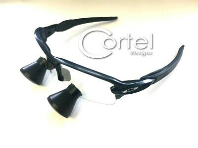 Cortel Designs LLC NEW Dental Surgical Loupes 2.5 Loupe, Custom Oakley Loupe