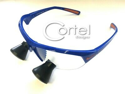 Cortel Designs LLC NEW Dental Surgical Loupes 2.5 Loupe, Custom Nike Loupe
