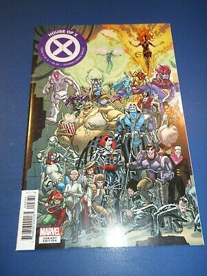 House of X #6 Garron Connecting Variant NM Gem Hot Title X-men