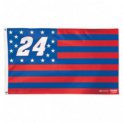 CHASE ELLIOTT #24 NAPA AUTO PARTS  NASCAR SPRINT CUP DELUXE 3'x5' FLAG