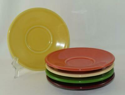 Fiesta® JUMBO SAUCER - Choice of Color - Discontinued & Current