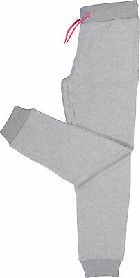 More Mile Brushed Fleece Girls Joggers Grey Pink Kids Sweatpants Ages 7-14 Years