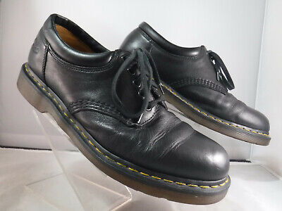 PM4 Dr Martens Men's size 11 Black Leather Oxford Laced Casual Shoes 8053