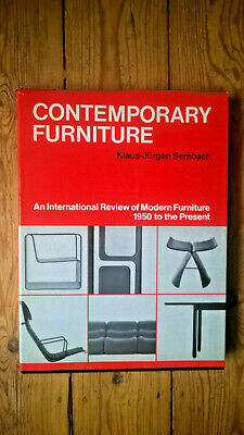 CONTEMPORARY FURNITURE An international review of modern furniture