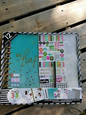 Create 365 the happy 12 month planner