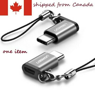 Ugreen Type C Adapter USB-C to Micro USB Converter with Keychain one item